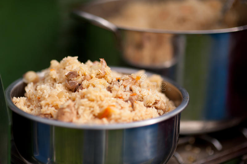 Download Rice Pilaf Stock Photo - Image: 20297060