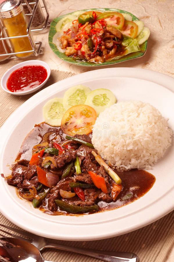 Download Rice Set Royalty Free Stock Images - Image: 25474049