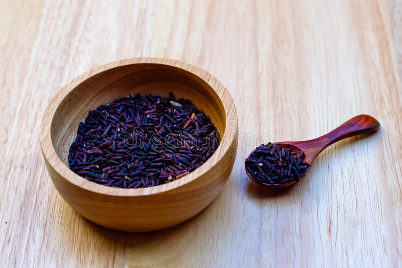 Riceberry米 免版税库存照片