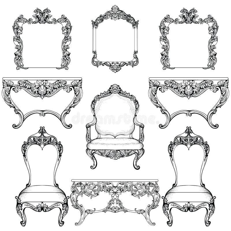 Großzügig Franzosische Luxus Einrichtung Barock Design ...