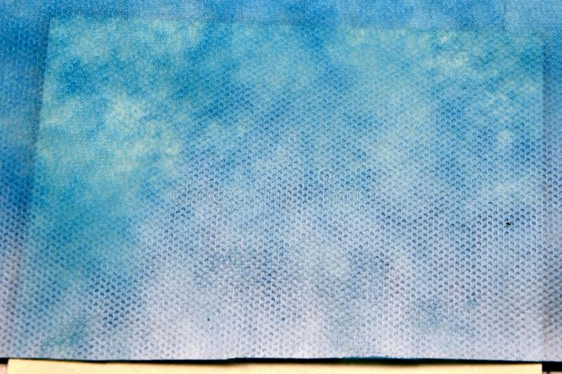 Download Rich-blue Nano-textile With Pattern Stock Image - Image: 25450075