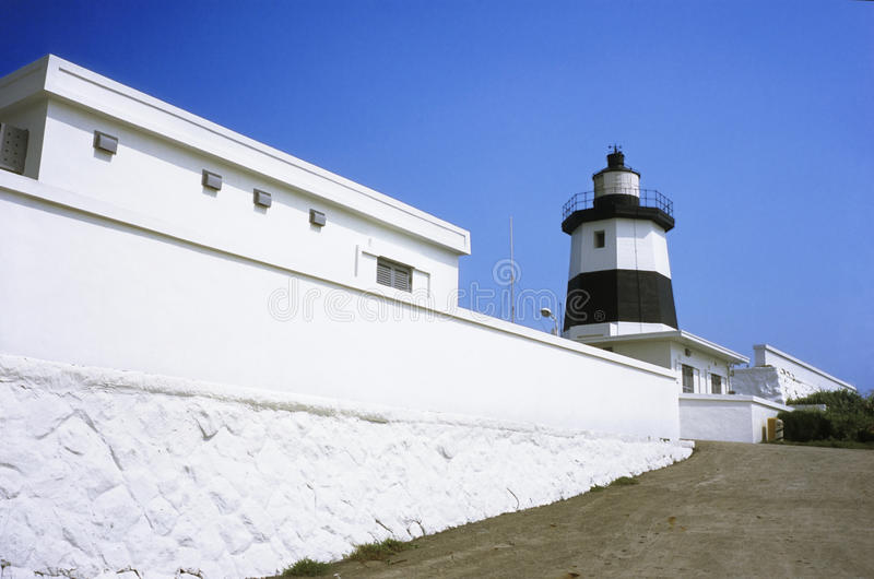 Download Rich Cape Lighthouse stock photo. Image of blue, summer - 19542704