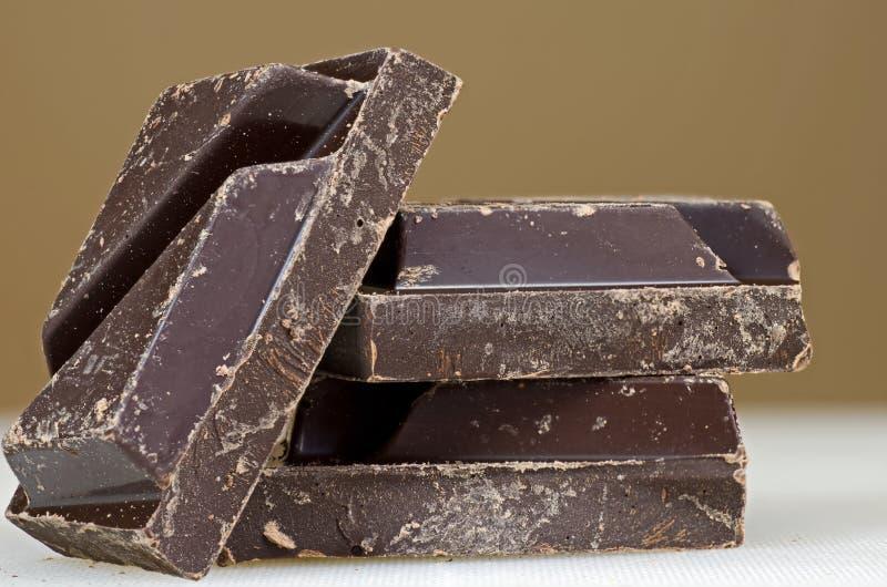 Rich Chocolate lizenzfreies stockbild