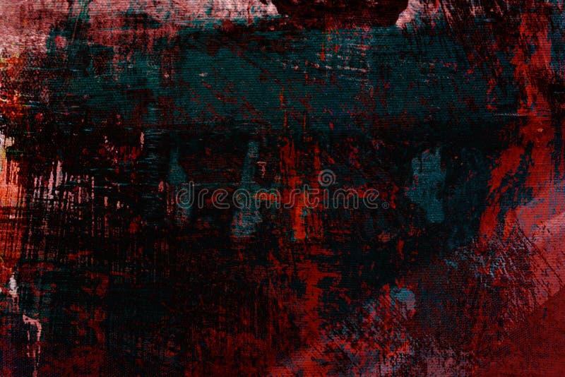 Rich dark multi textured background stock photography