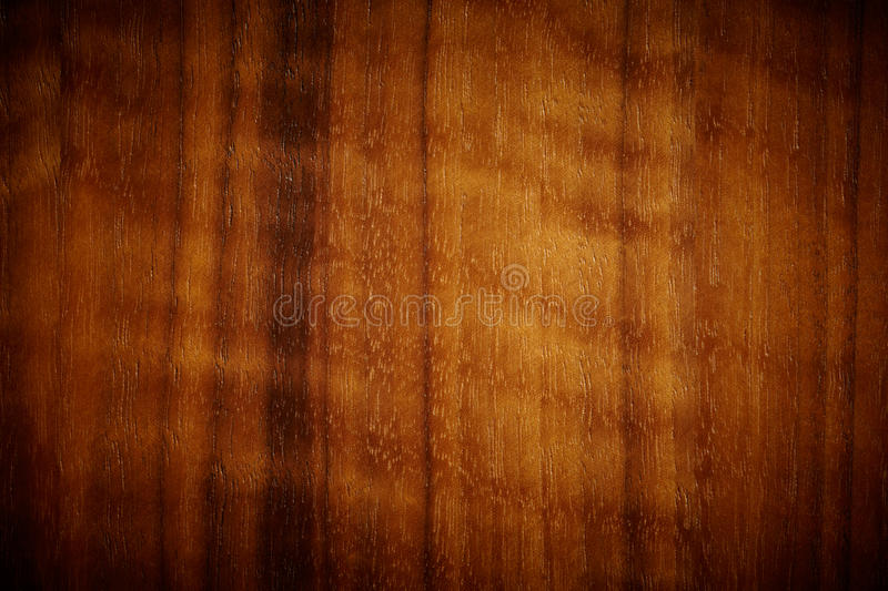 Rich Dark Wood Grain Texture Royalty Free Stock Images