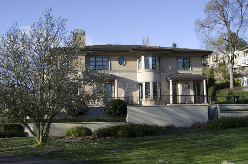 Download Rich Family House Seattle Editorial Photo Image Of Hill