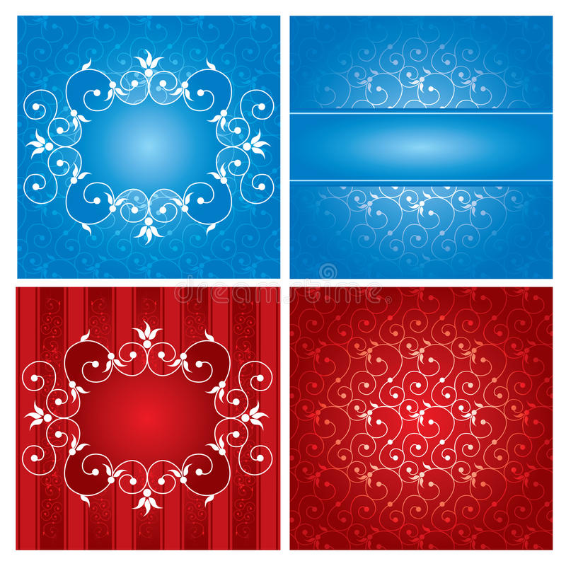 Download Rich Ornate Label. Vector, Editable Stock Vector - Image: 11210600