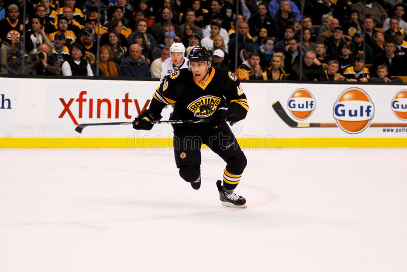 Rich Peverley Boston Bruins stock photography