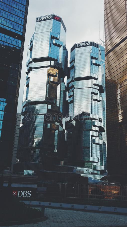 Rich Skyscraper imagen de archivo libre de regalías