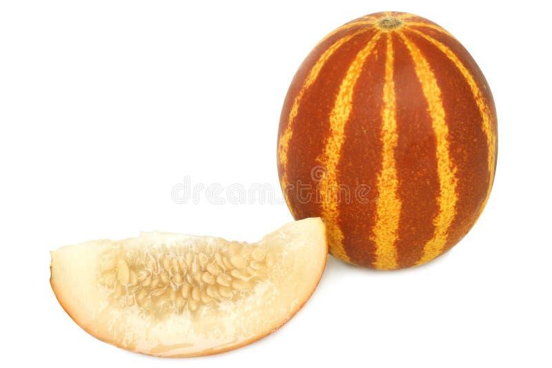 Rich Sweetness Mini Melon imagem de stock