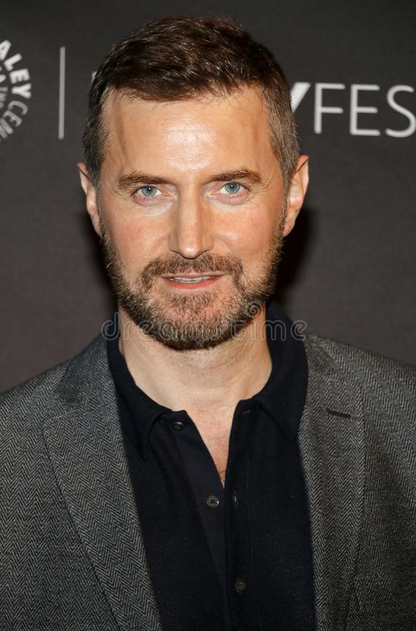 Richard Armitage. At the 11th Annual PaleyFest Fall TV Previews - EPIX`s `Berlin Station` held at the Paley Center for Media in Beverly Hills, USA on September royalty free stock photos