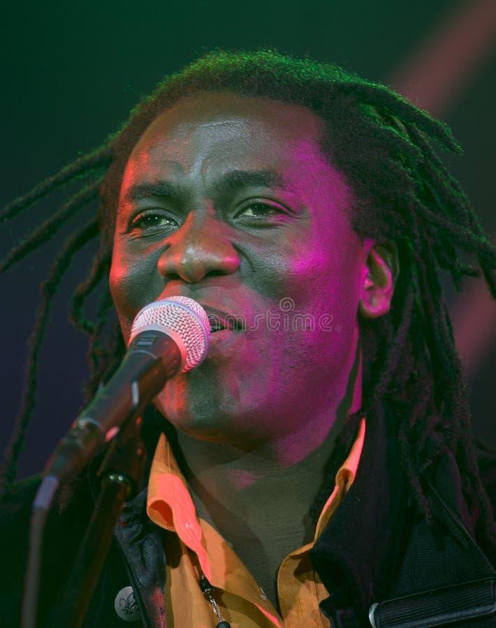 Download Richard Bona editorial stock photo. Image of music, funk - 25342883