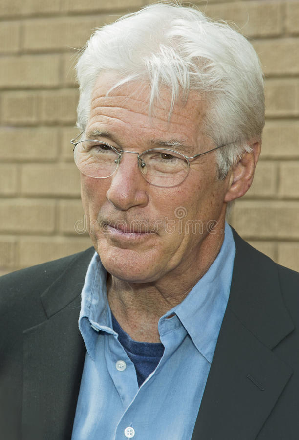 Free Richard Gere At The 2015 Montclair Film Festival Royalty Free Stock Image - 53645516