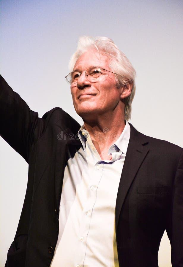 Richard Gerencia na premier do ` de Christs do ` três em TIFF17 imagem de stock