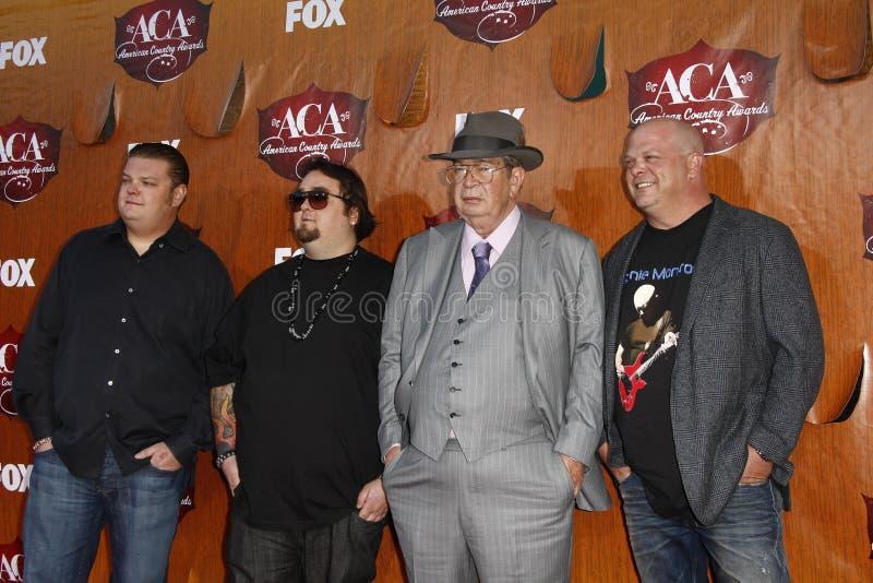 Richard Harrison, Rick Harrison, Corey Harrison, Austin ?Chumlee? Russell, Austin   imagen de archivo
