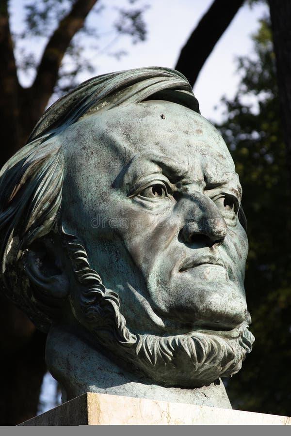 Richard Wagner stock afbeelding