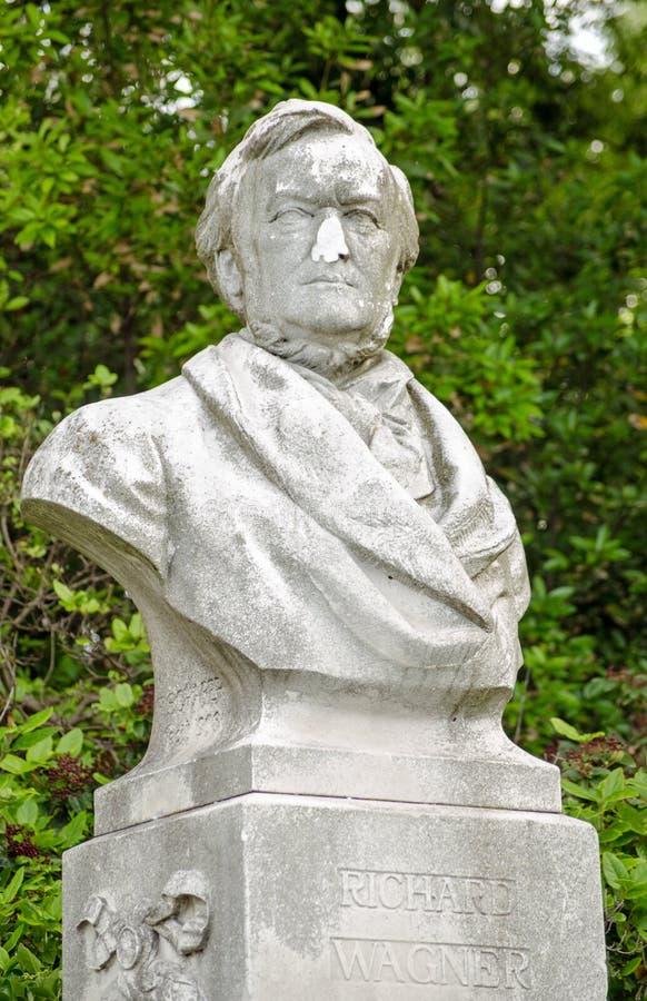 Download Richard Wagner Bust, Venice Stock Image - Image: 34527585