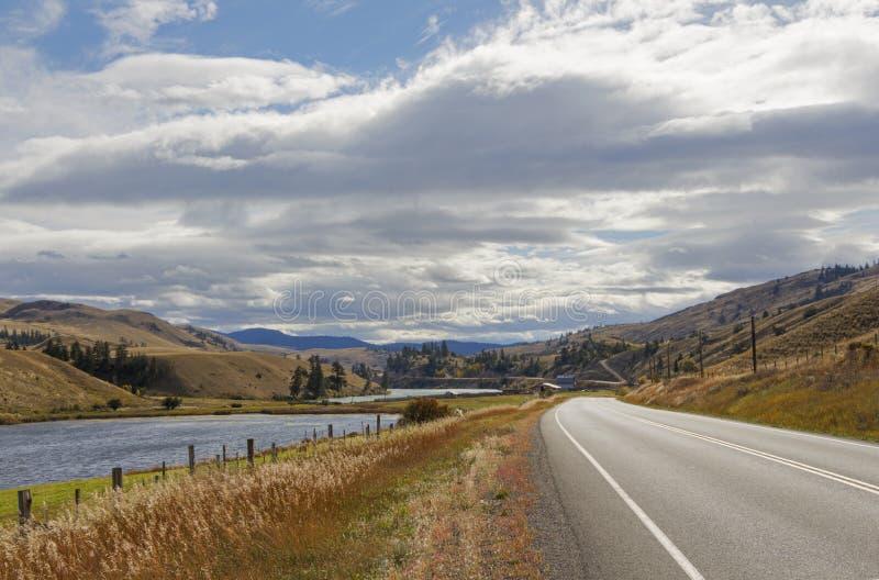 Richie Lake/lago Napier fotografie stock libere da diritti