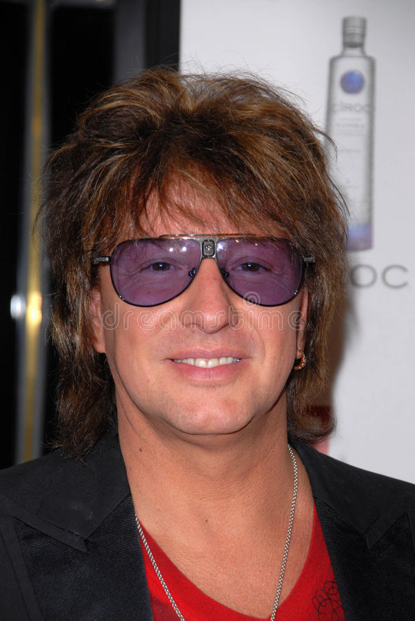 Richie Sambora. At E!'s 20th Birthday Bash Celebrating Two Decades of Pop Culture, The London, West Hollywood, CA. 05-24-10 stock image
