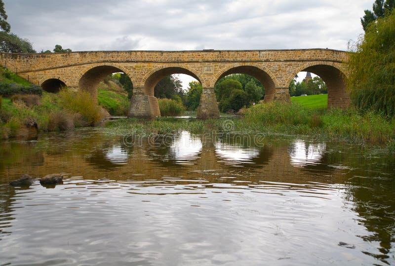Richmond-Brücke lizenzfreies stockfoto