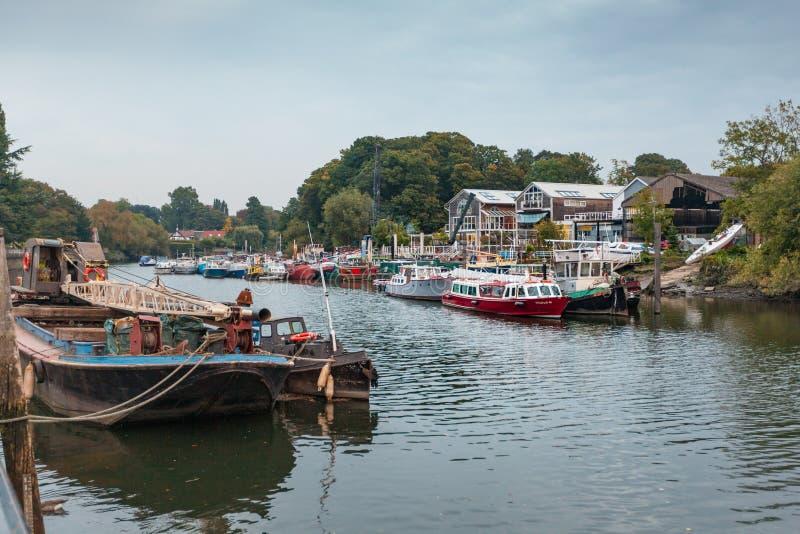 Richmond na Thames zdjęcia royalty free