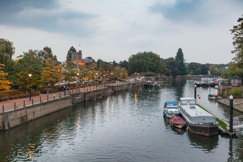 Richmond na Thames obraz royalty free