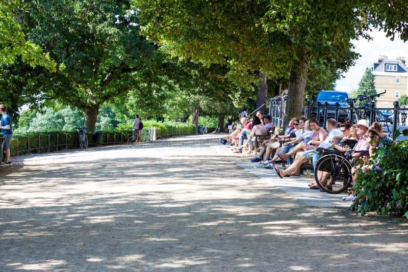 Richmond Park foto de stock