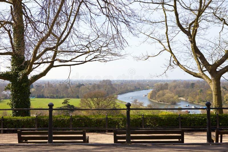Richmond Upon Thames imagem de stock royalty free