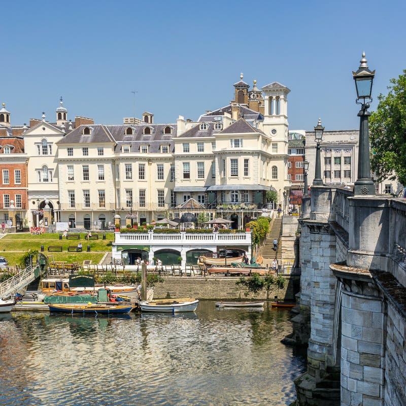 Richmond Upon Thames imagem de stock