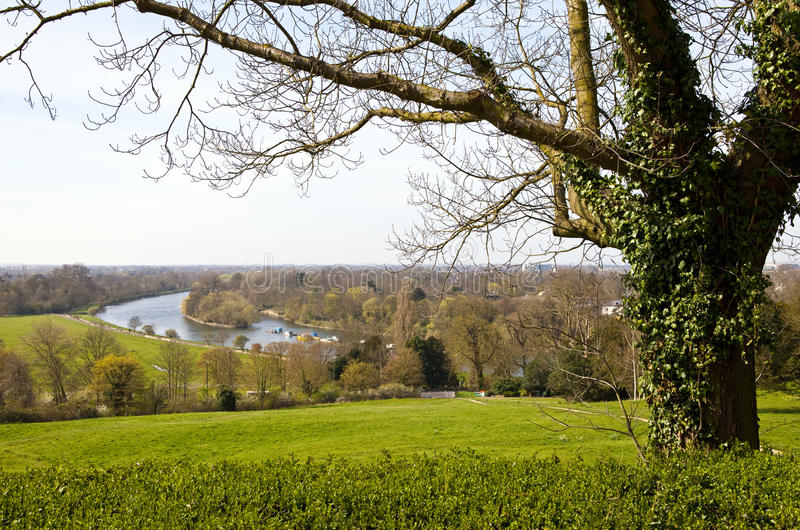 Download Richmond Upon Thames stock image. Image of green, europe - 39279187