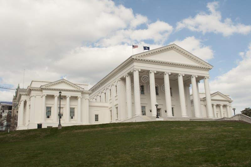 Richmond Virginia Captial royalty free stock photo