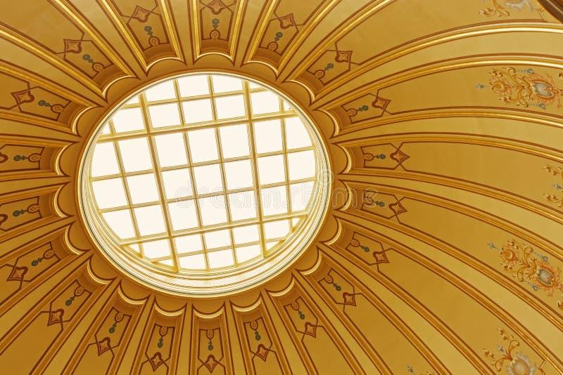 Richmond - Zustands-Kapitol-Gebäude lizenzfreies stockfoto