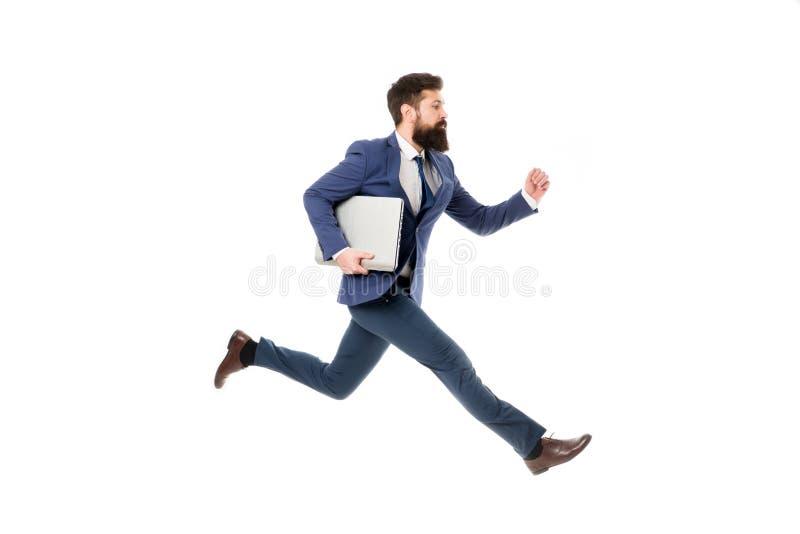 In Richtung zum Erfolg Anspornungsinnovationen Geschäftsmann angespornter Kerl glauben dem starken Gehen, Welt zu ändern Mann ang lizenzfreies stockfoto