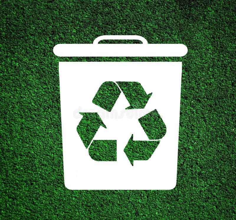 riciclaggio illustrazione di stock