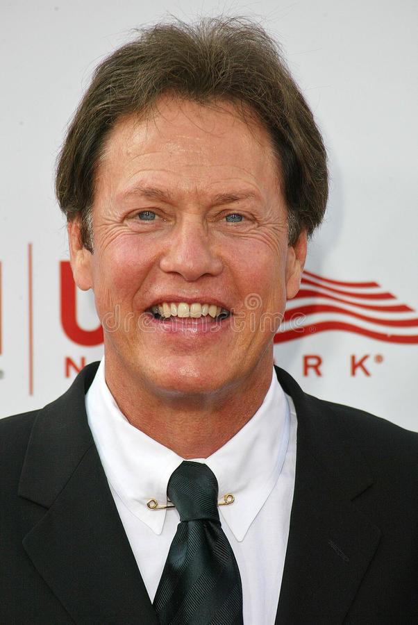Rick Dees. At the AFI 33rd Life Achievement Award honoring George Lucas, Kodak Theater, Hollywood, CA 06-09-05 stock images