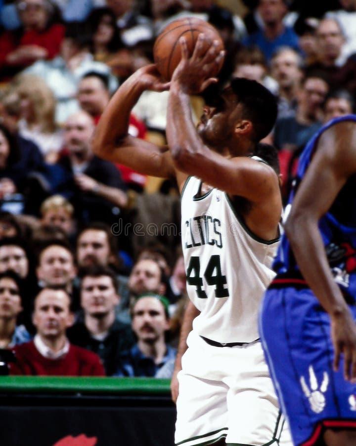 Rick Fox, Celtics de Boston photos libres de droits
