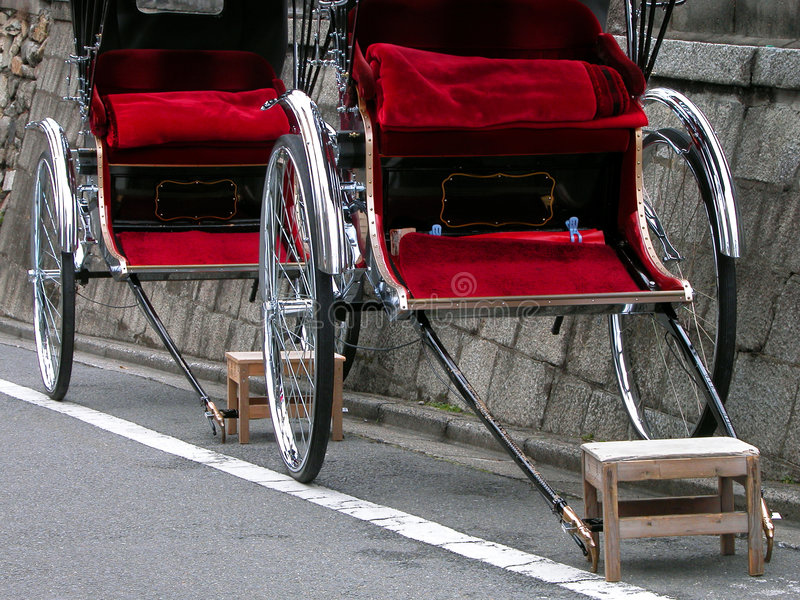 Download Rickshaws stock image. Image of velvet, chair, blanket - 664897