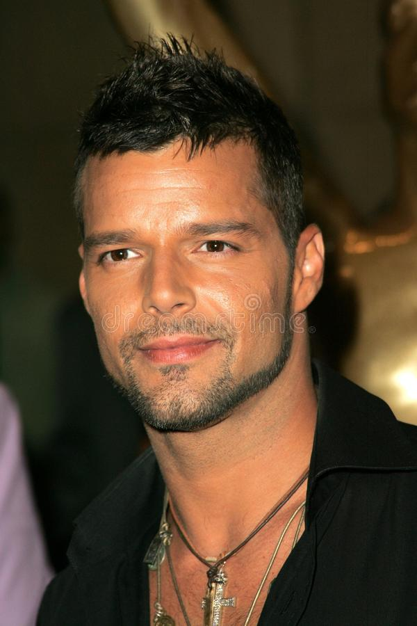 Ricky Martin fotos de stock
