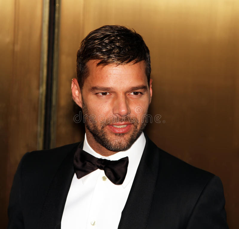 Ricky Martin photos stock
