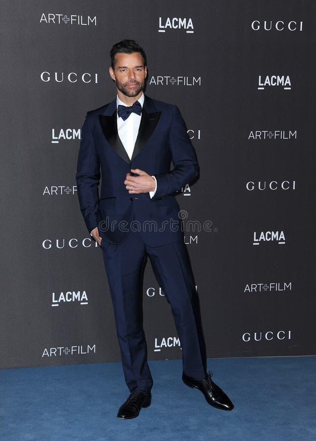 Ricky Martin stock photo