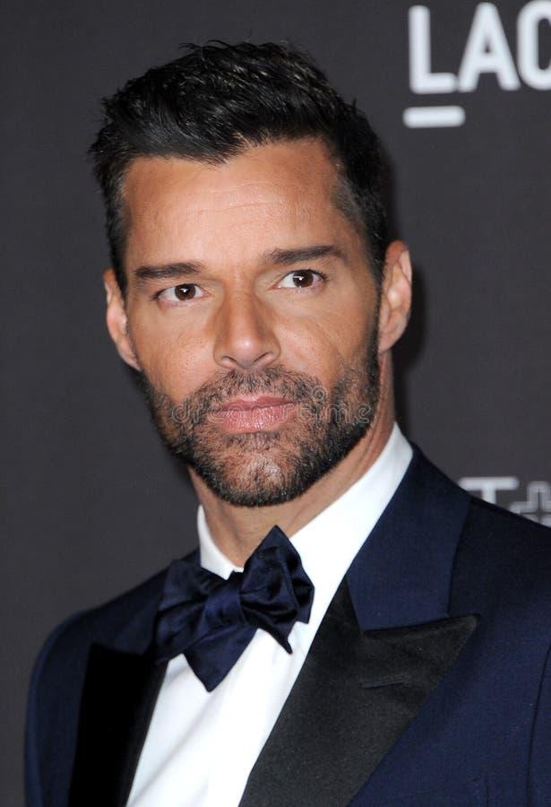 Ricky Martin stock photos