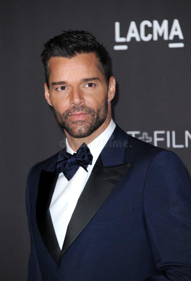 Ricky Martin royalty free stock photography