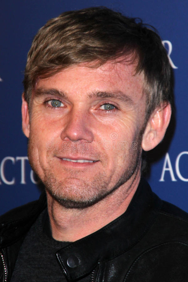 Ricky Schroder royalty free stock photography