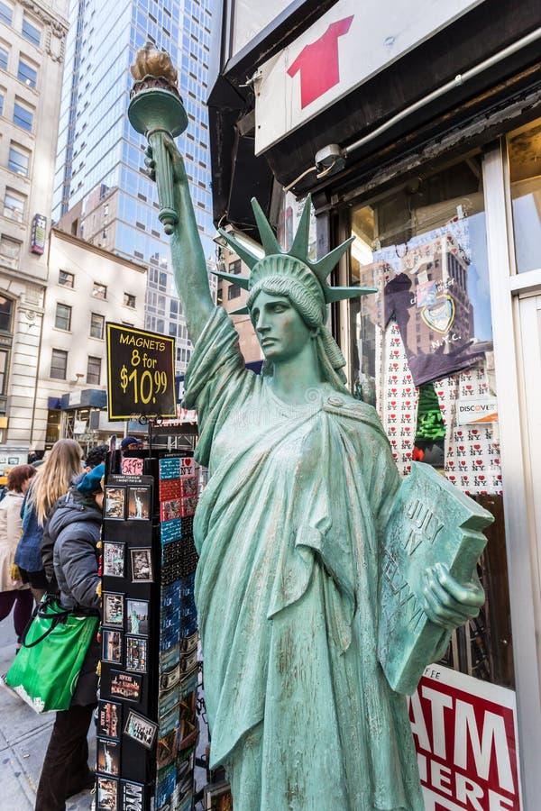 Ricordi di New York fotografie stock