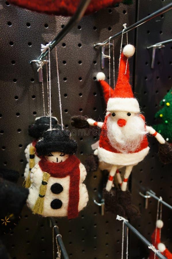 Ricordi per il Natale in Islanda fotografie stock