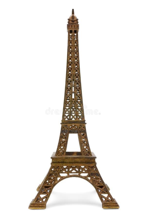 Ricordo della Torre Eiffel immagini stock libere da diritti