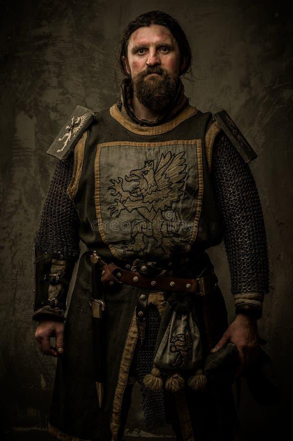 Riddare utan svärd royaltyfria foton