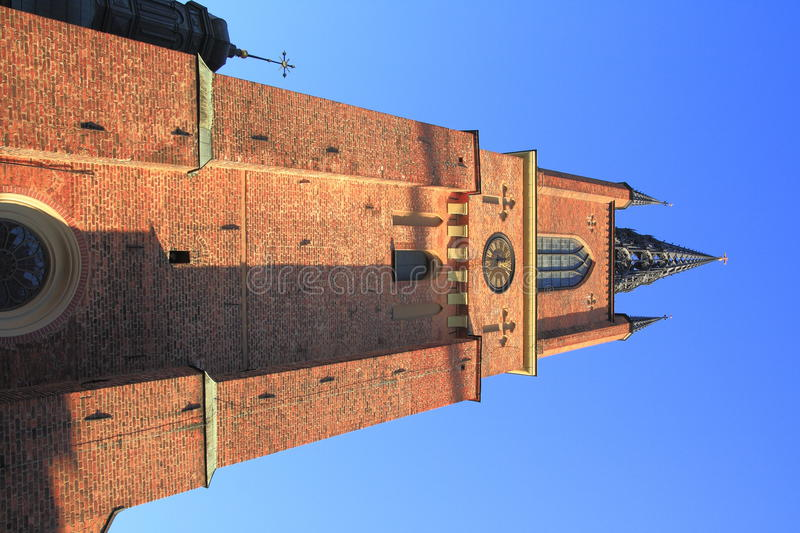 Download The Riddarholmen Church stock photo. Image of gothic - 33518934