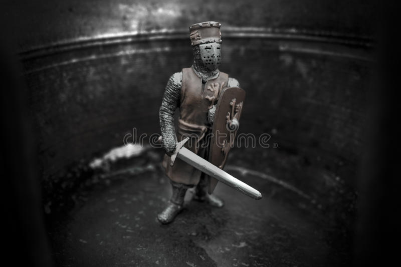 Ridder royalty-vrije stock fotografie