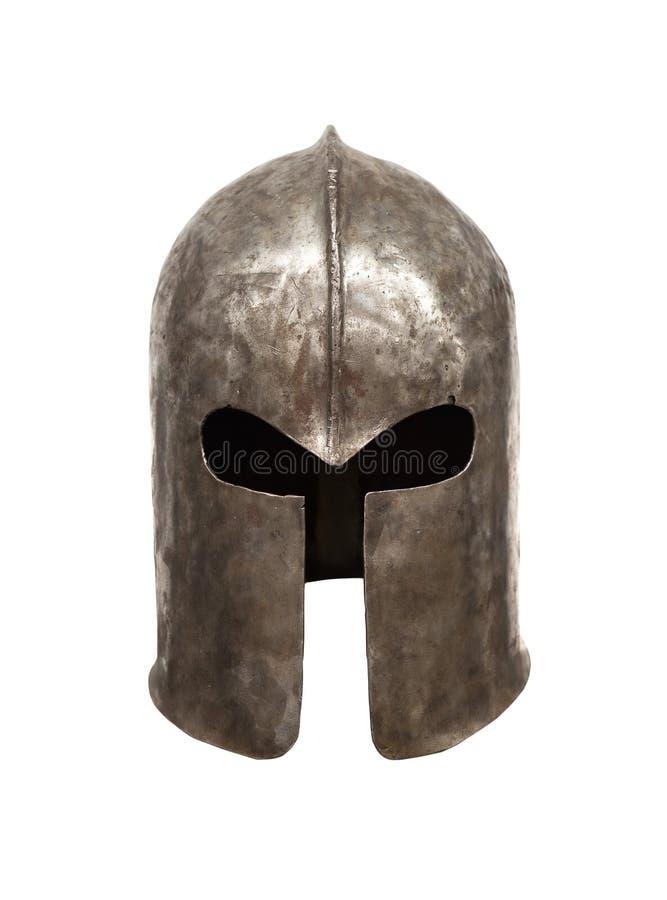 Ridder` s helm royalty-vrije stock afbeelding
